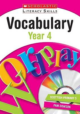 Vocabulary Year 4 - Dowson, Pam