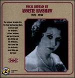 Vocal Refrain by Annette Hanshaw 1927-1930