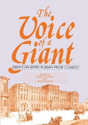 Voice of a Giant - Richards, David (Editor)