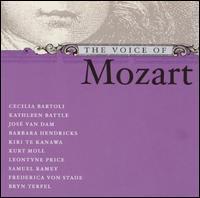 Voice of Mozart - Angela Maria Blasi (soprano); Ann Murray (soprano); Anne Sofie von Otter (mezzo-soprano); Arleen Augér (soprano);...