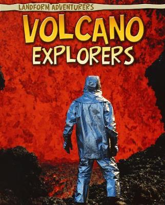 Volcano Explorers - Rosenberg, Pam