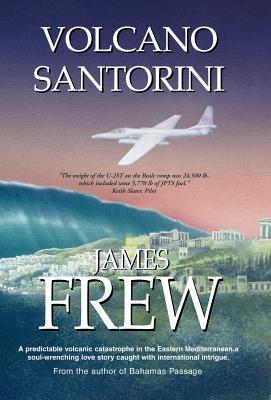 Volcano Santorini - Frew, James
