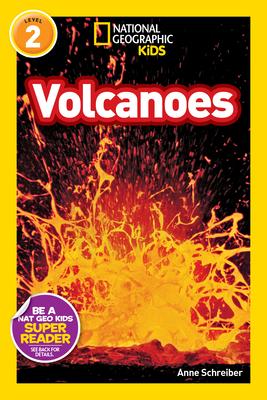 Volcanoes! - Schreiber, Anne
