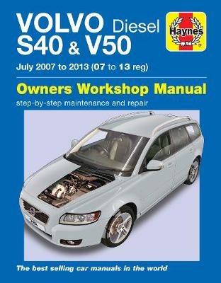 Volvo S40 & V50 Diesel Owners Workshop Manual - Randall, Chris