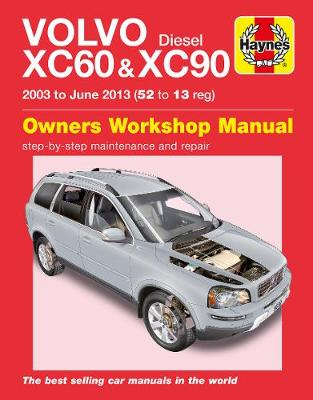 Volvo XV60 & 90 Owners Workshop Manual -