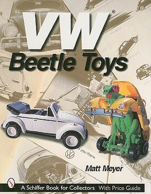 VW Beetle Toys - Meyer, Matt, Professor