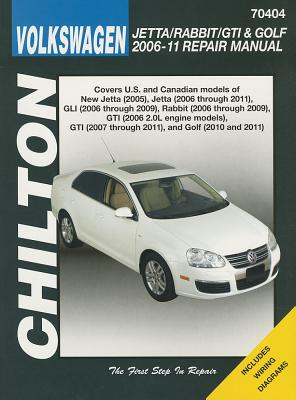VW Jetta, Rabbit/GTi/Golf Automotive Repair Manual: 2006-2011 - Haynes Manuals, Editors Of