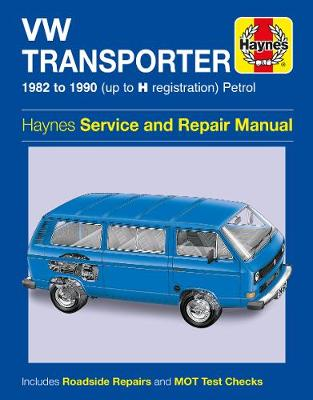 VW Transporter (Water Cooled Petrol) Service and Repair Manual -