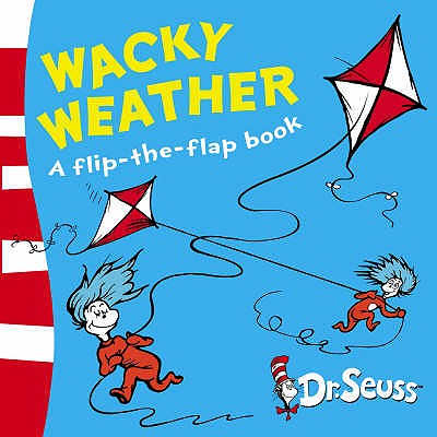 Wacky Weather: A Lift-the-Flap Book -