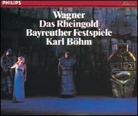 Wagner: Das Rheingold [Bayreuth 1967] - Anja Silja (vocals); Annelies Burmeister (vocals); Dorothea Siebert (vocals); Erwin Wohlfahrt (vocals);...