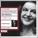 Wagner: Der Ring des Nibelungen - Die Walk�re (Bayreuth, 1962)