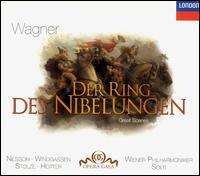 Wagner: Der Ring des Nibelungen - Great Scenes - Berit Lindholm (vocals); Birgit Nilsson (vocals); Brigitte Fassbaender (vocals); Claudia Hellmann (vocals); Eberhard Wächter (vocals); George London (vocals); Gerhard Stolze (vocals); Gottlob Frick (vocals); Hans Hotter (vocals); Helen Watts (vocals)
