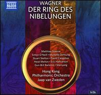 Wagner: Der Ring des Nibelungen - Amanda Majeski (soprano); Anna Samuil (soprano); Aurhelia Varak (mezzo-soprano); Charles Reid (tenor); Daniel Brenna (tenor);...
