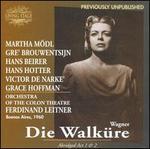 Wagner: Die Walküre (Abridged)