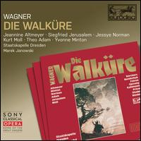 Wagner: Die Walkure - Anne Gjevang (vocals); Cheryl Studer (vocals); Christel Borchers (vocals); Eva-Maria Bundschuh (vocals);...