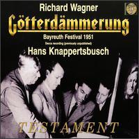 Wagner: Götterdämmerung (Bayreuth Festival 1951) - Astrid Varnay (vocals); Bernd Aldenhoff (vocals); Elisabeth Höngen (vocals); Elisabeth Schwarzkopf (vocals);...