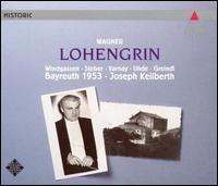 Wagner: Lohengrin [Bayreuth, 1953] - Alfons Herwig (vocals); Astrid Varnay (vocals); Eleanor Steber (vocals); Erika Eskelsen (vocals); Gerda Grasser (vocals);...
