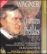 Wagner: Overtures & Preludes [DVD Audio]