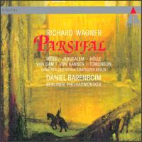 Wagner: Parsifal - Annette Küttenbaum (vocals); Constance Hauman (vocals); Cornelius Hauptmann (vocals); Daniela Bechly (vocals);...
