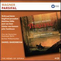 Wagner: Parsifal - Annette Küttenbaum (vocals); Cornelius Hauptmann (vocals); Günter von Kannen (vocals); Helmut Pampuch (vocals);...