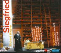 Wagner: Siegfried - Catherine Foster (vocals); Christian Franz (vocals); Deborah Humble (vocals); Diogenes Randes (vocals);...