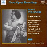 Wagner: Tannhäuser - Carl Stralendorf (vocals); Erna Berger (vocals); G. Belti-Pilinszky (vocals); Georg Von Tschurtschenthaler (vocals);...