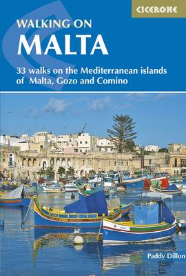 Walking on Malta - Dillon, Paddy