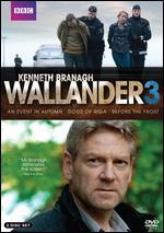 Wallander: Series 3 - An Event in Autumn/The Dogs of Riga/Before the Frost [2 Discs]