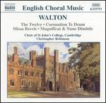 Walton: Choral Music