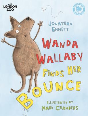 Wanda Wallaby Finds Her Bounce - Emmett, Jonathan