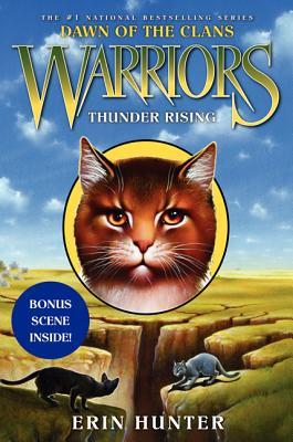 Warriors: Dawn of the Clans #2: Thunder Rising - Hunter, Erin L, and McLoughlin, Wayne (Illustrator)