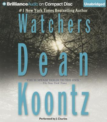 Watchers - Koontz, Dean R, and Charles, J (Performed by)