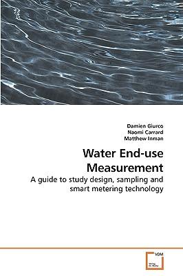 Water End-Use Measurement - Giurco, Damien