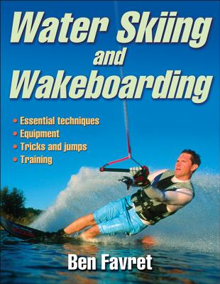 Water Skiing and Wakeboarding - Favret, Ben