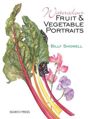 Watercolour Fruit & Vegetable Portraits - Showell, Billy