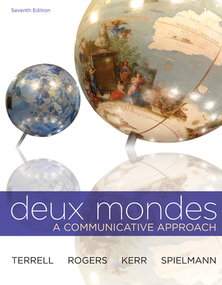 Wblm for Deux Mondes (Cahier D'Exercices) - Terrell, Tracy D