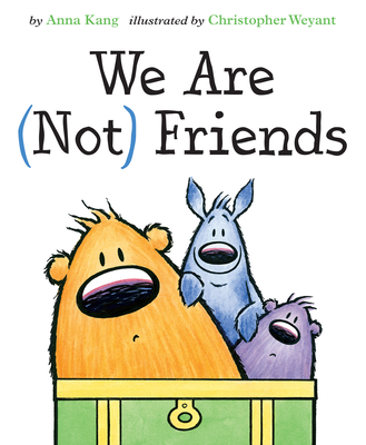 We Are Not Friends - Kang, Anna