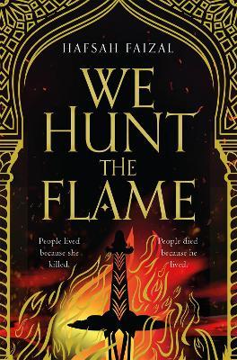 We Hunt the Flame - Faizal, Hafsah