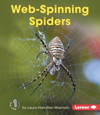 Web-Spinning Spiders - Waxman, Laura Hamilton