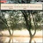 Weber: Clarinet Quintet; Grand Duo; Silvana Variations