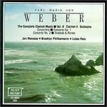 Weber: Complete Clarinet Music, Vol. 2