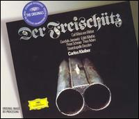 Weber: Der Freischütz - Bernd Weikl (vocals); Brigitte Pfretzschner (vocals); Edith Mathis (vocals); Franz Crass (vocals); Gundula Janowitz (vocals);...