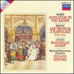 Weber: Invitation to the Dance; Berlioz: Les Troyens à Carthage; Lecoco: Mam'zelle Angot