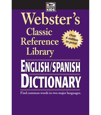 Webster's English/Spanish Dictionary - American Education Publishing (Compiled by)