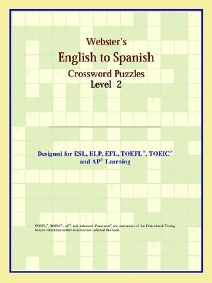 Webster's English to Spanish Crossword Puzzles: Level 2 - Icon Reference