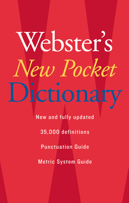 Webster's New Pocket Dictionary - Editors of Webster's New World Dictionaries