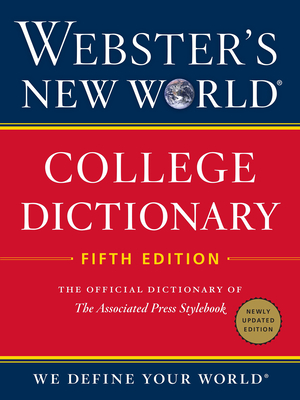 Webster's New World College Dictionary, Fifth Edition - Editors of Webster's New World College Dictionaries
