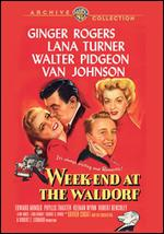 Week-End at the Waldorf - Robert Z. Leonard