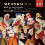 Weill: The Seven Deadly Sins; Stravinsky: Pulcinella