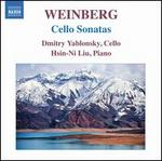 Weinberg: Cello Sonatas